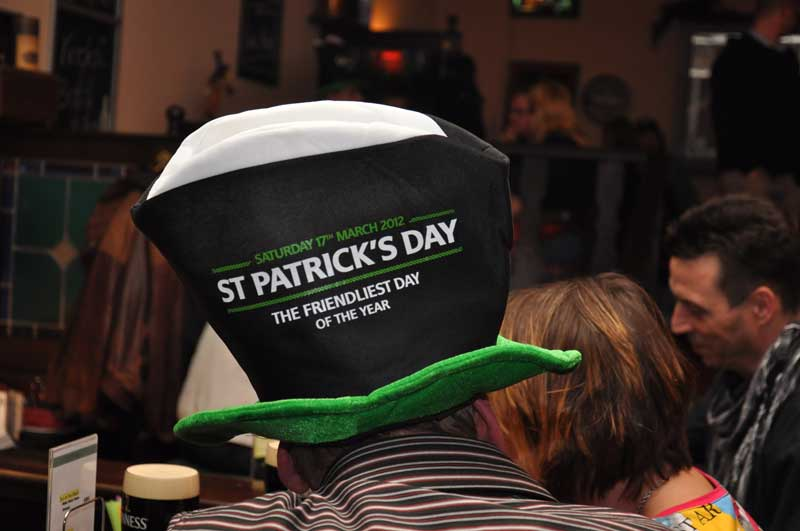 Irish Harp Zwickau - ST. Patricks Day